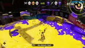 Splatoon 2 - Gameplay lucha territorial - Tiburódromo