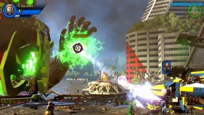 Lego Marvel Super Heroes 2 - Vídeo impresiones