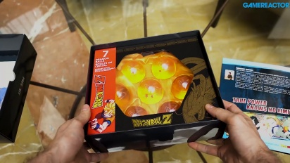 Dragon Ball FighterZ - Unboxing del kit de prensa español