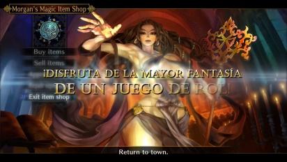 Dragon's Crown Pro - Tráiler de lanzamiento español