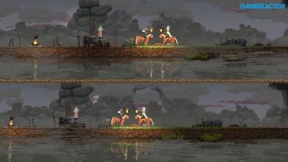 Kingdom: Two Crowns - Gameplay Demo y entrevista
