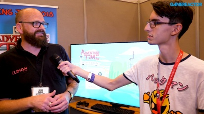 Adventure Time: Pirates of the Enchiridion - Entrevista a Rhys Cadle