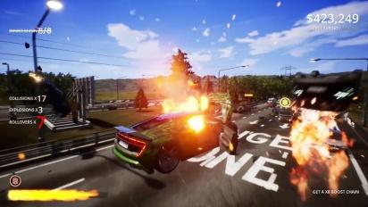 Danger Zone 2 - First Gameplay