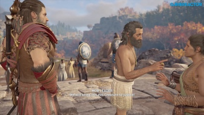 Assassin's Creed Odyssey - Gameplay en Lesbos Parte 1