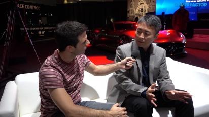 Gran Turismo Sport - Entrevista a Kazunori Yamauchi en GT Championships 2018 Final Europea