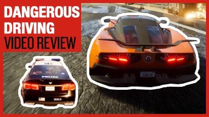 Dangerous Driving - Review en vídeo
