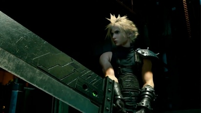 Final Fantasy VII: Remake -  E3 2019 Combat Walkthrough