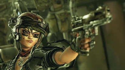Borderlands 3 - Moze Character Trailer: The BFFs