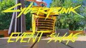 Cyberpunk 2077 - Unboxing de la bolsa de prensa