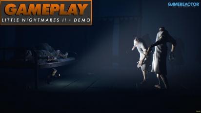 Little Nightmares II - Gameplay del Hospital