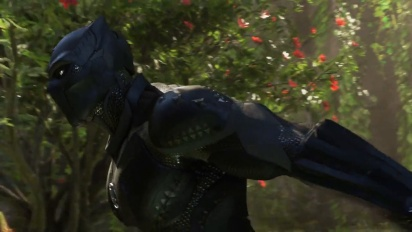 Marvel's Avengers - Black Panther Reveal Trailer