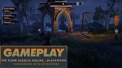 Elder Scrolls Online: Blackwood - Un vistazo con los desarrolladores
