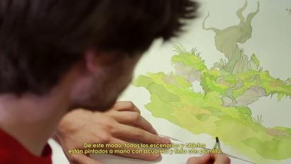 Candle - Tráiler Kickstarter en español