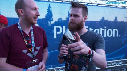 E3 2015 - Vídeo blog Conferencia de Sony