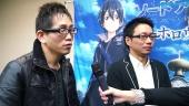 Sword Art Online: Hollow Realization - Entrevista a Yosuke Futami & Hiroshi Hirayae