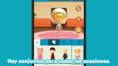Miitomo - Tráiler español de lanzamiento