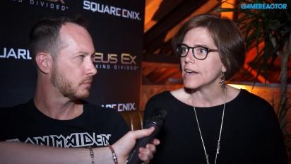 Deus Ex: Mankind Divided - Entrevista a los directores de franquicia y narrativa
