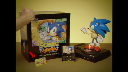 Sonic Mania - Collector's Edition Infomercial