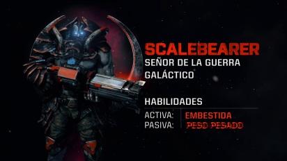Quake Champions – Tráiler de campeón: Scalebearer