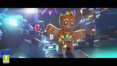 Lego Marvel Super Heroes - Tráiler de anuncio español
