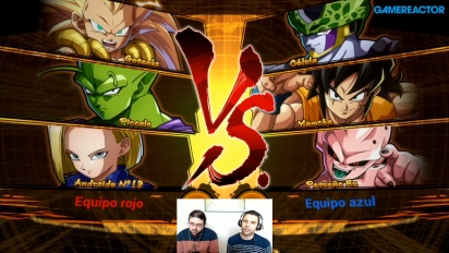 Dragon Ball FighterZ - Replay del livestream pre-lanzamiento en español
