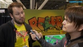 Roarr! The Adventures of Rampage Rex - Entrevista con Łukasz Józefowicz