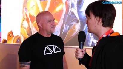 Anthem - Entrevista a Jon Warner