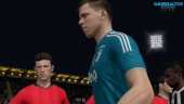 FIFA 19 - Gameplay Nintendo Switch Juventus vs Ajax