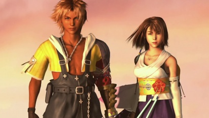 FINAL FANTASY X/X-2 HD Remaster | Your Story Begins
