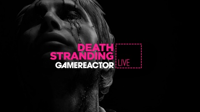 Death Stranding -Replay del Livestream Parte 2