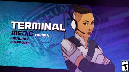 XCOM: Chimera Squad - Agent Profiles: Terminal