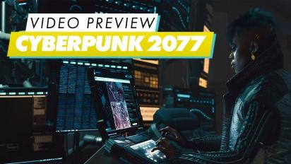 Cyberpunk 2077 - Impresiones en vídeo