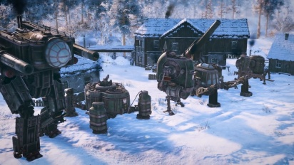 Iron Harvest - Polania Faction Feature