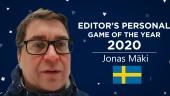 El GOTY 2020 personal del equipo Gamereactor - Jonas Mäki (Suecia)