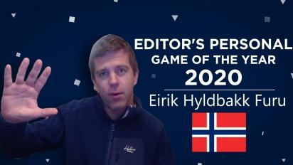 El GOTY 2020 personal del equipo Gamereactor - Eirik Hyldbakk Furu (Noruega)