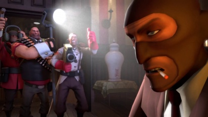 Team Fortress 2 - Second Annual Saxxy Awards Teaser