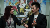 Digimon Story: Cyber Sleuth - Entrevista a Kazamasa Habu