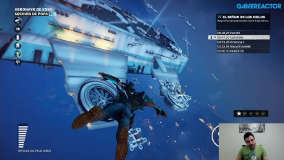 Just Cause 3: Sky Fortress - Repetición del Livestream en español