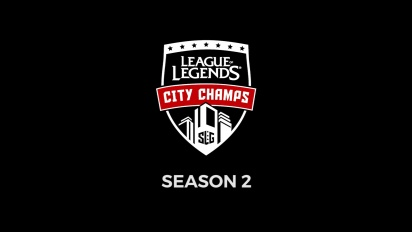 League of Legends - City Champs is Back