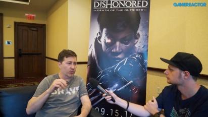 Dishonored: La Muerte del Forastero - Entrevista a Harvey Smith
