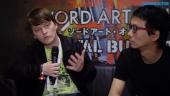 Sword Art Online: Fatal Bullet - Entrevista a Yosuke Futami