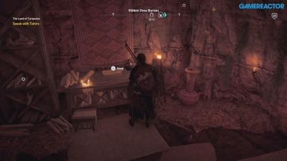 Assassin's Creed Origins - The Hidden Ones en Gamereactor Plays