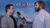 God of War - Entrevista a Derek Daniels