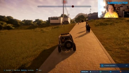 Jurassic World Evolution - Replay del Livestream