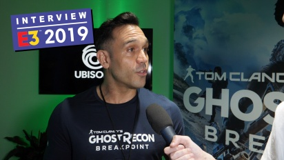 Ghost Recon: Breakpoint - Entrevista a Emil Daubon