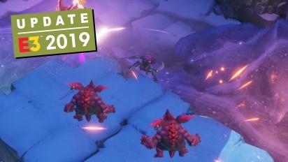 Darksiders Genesis - Gameplay E3 2019