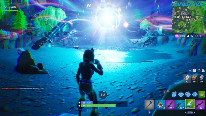 Fortnite - Gameplay variado de la Temporada 10