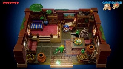 The Legend of Zelda: Link's Awakening - Gameplay de la canción de Totaka