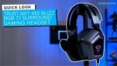 El Vistazo - Headset Trust GXT 450 Blizz