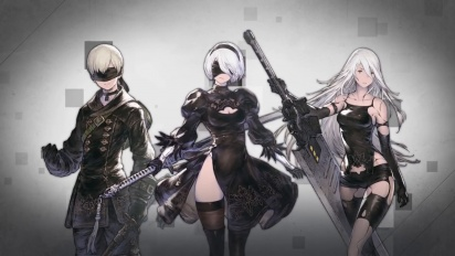 Nier: Re[in]carnation - Nier: Automata Collab Trailer (Japanese)